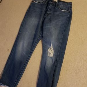 Size 30 madewell perfect summer jean